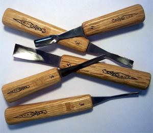 Wood Carving Gouges